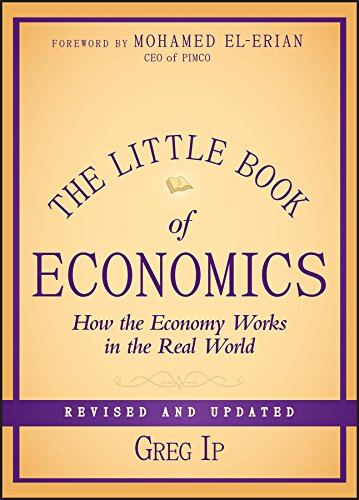 The Little Book of Economics.: How the Economy Works in the Real World (Little Books. Big Profits) (English Edition)
