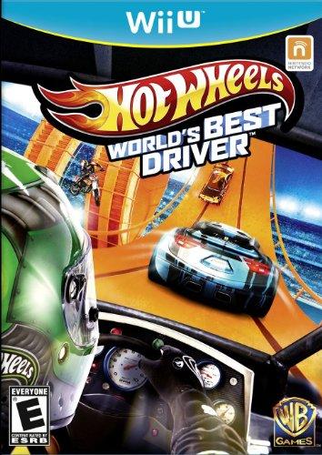 Hot Wheels World's Best Driver - Wii U Standard Edition (Wii Hot Wheels Spiel)