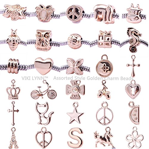 viki-lynn-30-pezzi-misti-ciondoli-e-gradevoli-elaborate-ciondoli-in-metallo-dorato-con-fine-quality