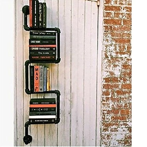 loft-water-pipes-wall-decoration-wall-decorations-shelf-irons-old-industrial-water-pipe-bookshelves-