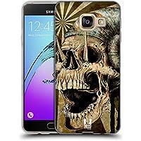 Head Case Designs Escargot Hydro-Crânes Étui Coque en Gel molle pour Samsung Galaxy A3 (2016)
