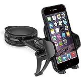 Macally Support DMOUNT  entièrement réglable, à installer sur un tableau de bord de véhicule, pour iPhone, smartphone et autres téléphone mobile