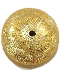 12x8,5 MM DESIGNER HERZ 925-er SILBER VERGOLDET 34015