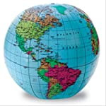 Learning Resources Inflatable Globe W...
