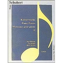 Schubert: Selected Piano Pieces II (Impromptus)