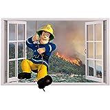 Suchergebnis auf Amazon.de für: Feuerwehr - Wandtattoos ...