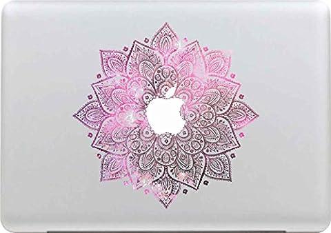 Macbook Sticker, Stillshine Unique Elegant Design Vinyl Decal Skin Sticker