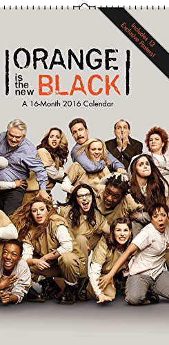 Click for larger image of Orange Is the New Black 2016 Calendar