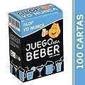Glop Yo Nunca - Juego para Beber - Juego de beber con Cartas para Fiestas - 100 Cartas de Glop 2013, SL