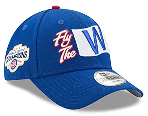 Chicago Cubs New Era MLB 9Forty 2016 World Series Champions