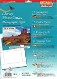 Decadry Lucido Foto Carte Fotografico Stampante Carta