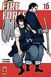 FIRE FORCE ATSUSHI OHKUBO n 16