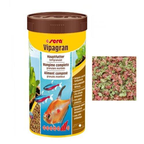 Sera Vipagran 100 ml - Mangime completo per il nutrimento di base di tutti i tipi di pesci