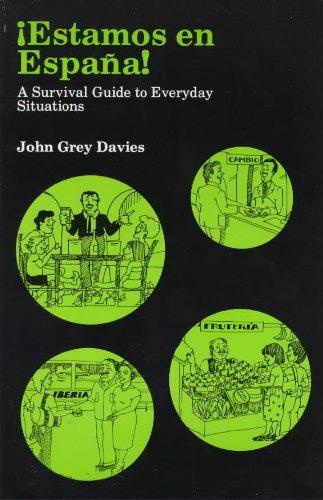 Estamos En Espana par John Grey-Davies