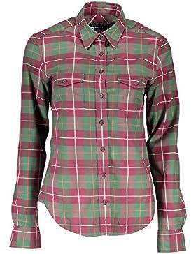 Gant 1403.432119 Camisa con Las Mangas largas Mujer Multicolore 605 40
