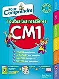 Pour comprendre Toutes les matières CM1...