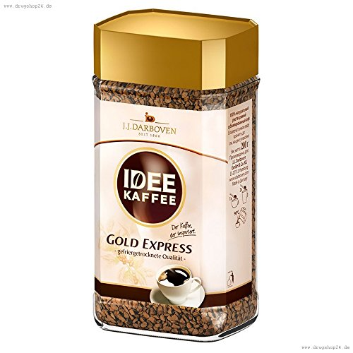 Idee Kaffee Gold Express 100g