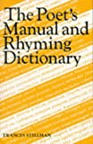 The Poet's Manual and Rhyming Dictionary (Stillman)
