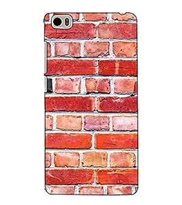Fuson Designer Back Case Cover for Xiaomi Mi 5 :: Redmi Mi5 (Stone Wall Theme)
