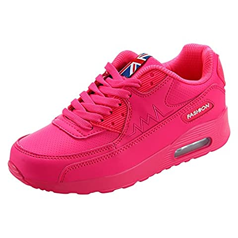 Chaussure Air Max - Padgene® Femme Baskets Course Gym Fitness Sport