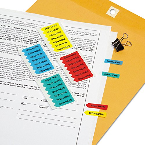 mini-arrow-page-flags-sign-here-blue-mint-red-yellow-126-flags-pack-sold-as-1-package