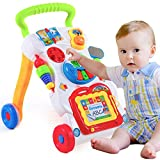 Laufwagen mit Musik KP1047 laufen lernen Lauflernhilfe Baby Laufhilfe Baby