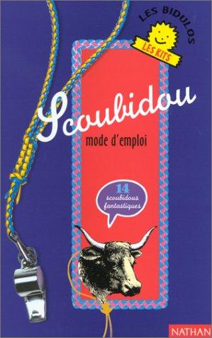 Scoubidous : mode d'emploi, kit