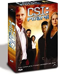 CSI: Miami [DVD] [Import]