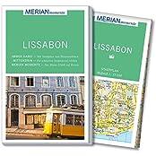 Lissabon: MERIAN momente - Mit Extra-Karte zum Herausnehmen