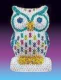 sequin art 1409 Owl Craft
