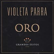Violeta Parra Grandes Exitos