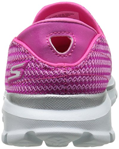 Skechers Damen Go Walk 3 Sneakers Rosa (HPK)