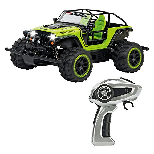 Carrera 370183011 370183011-Profi RC Jeep Trailcat