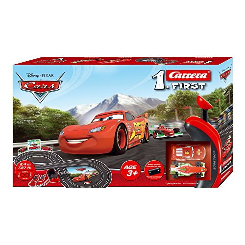 Carrera First 63004 Disney/Pixar Cars