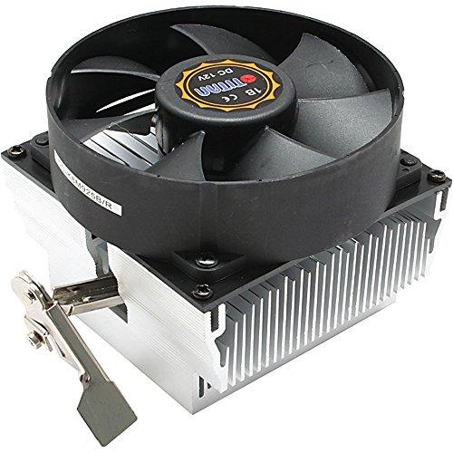 Titan DC-K8M925B/R2 CPU-Kühler für AMD Sockel K8/AM3+/AM3/AM2+/AM2/FM1/FM2 schwarz