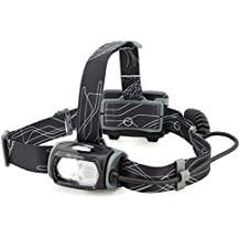 LED Lampada da Testa, Healight, Headlamp, Flashlight - iKross Ultra