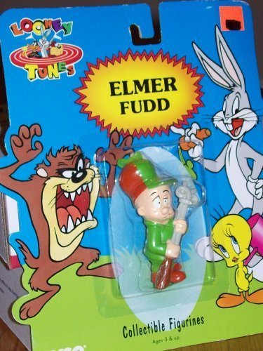 looney-tunes-elmer-fudd-collectible-figurines-by-tyco-playtime-inc