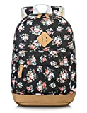 Best Leaper Sacs - Leaper Floral Sac à dos Scolaire Cartable fille Review