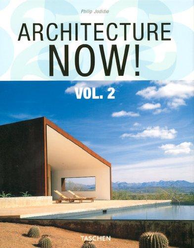 Architecture Now! : Tome 2, L'architecture d'aujourd'hui, édition français-anglais-allemand