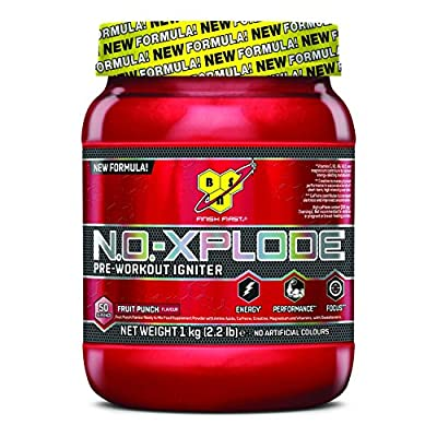BSN No-Xplode 3.0 1kg,Most powerful all-in-one pre-workout formula from BSN