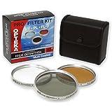 Opteka HD2Kit filtre pour Kodak EasyShare P880