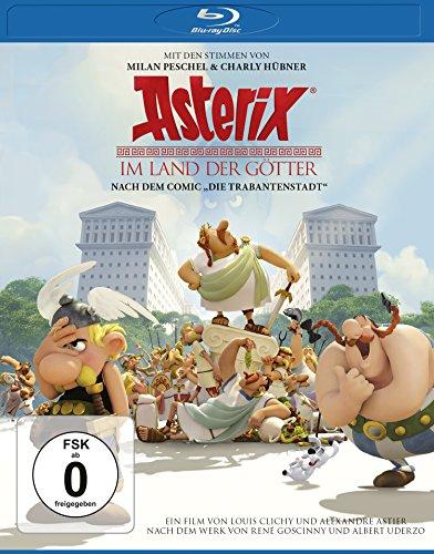 Bild von Asterix im Land der Götter [Blu-ray]