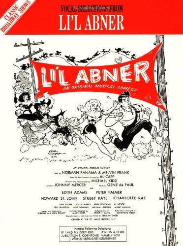 Li'l Abner: Vocal Selections PDF Books
