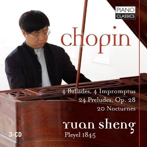 Chopin; Ballades, Impromptus, Prelu