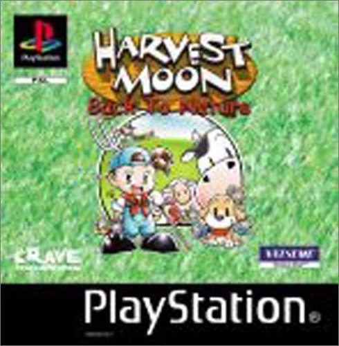Harvest Moon - Back to Nature (Seltene Video-spiel-konsolen)