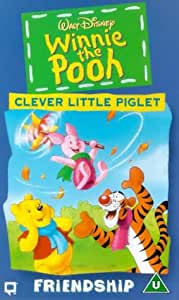 Winnie The Pooh : Clever Little Piglet [VHS]
