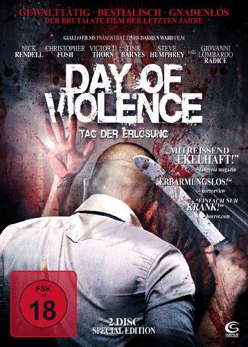 Preisvergleich Produktbild Day of Violence - Tag der Erlösung (2 Disc Special Edition)