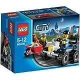 LEGO City 60006: Police ATV