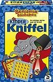 Schmidt Spiele - Benjamin Blümchen, Kinder Kniffel