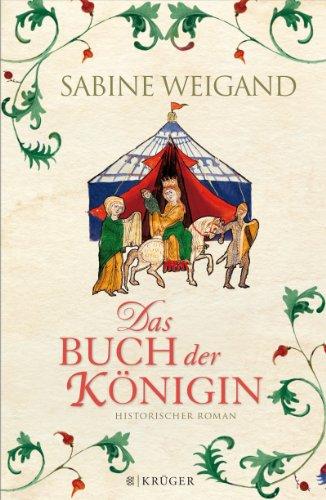 Buchseite und Rezensionen zu 'Das Buch der Königin: Historischer Roman' von Sabine Weigand